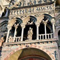 Particolare della Cattedrale di Ferrara, Феррара