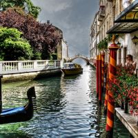 Innamorarsi a Venezia, Венеция
