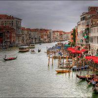 Grand Canal - Venice  . Italië, Венеция
