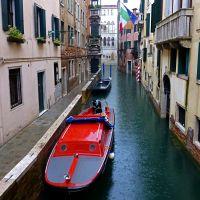 Vigili del Fuoco, Venezia, Венеция