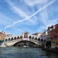 Ponte di Rialto, Венеция