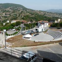 SantAngelo Le Fratte (PZ) anfiteatro, Иска