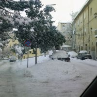 Viale del Castello, Кампобассо