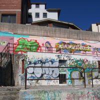 Graffiti al Vecchio Stadio, Кампобассо