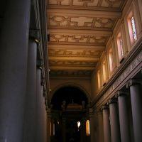 Interno della Cattedrale della Santissima Trinità, Кампобассо