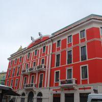 Campobasso, centro storico, Кампобассо