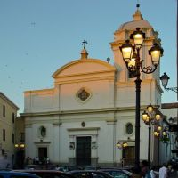 Piazza Duomo, Crotone, Кротоне