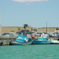 Crotone Waterfront, harbour, Кротоне