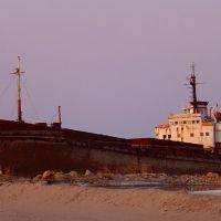 nave incagliata, Кротоне