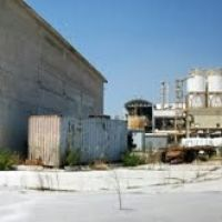 Le industrie abbandonate di Crotone. Ghost factory in south of Italy, Кротоне
