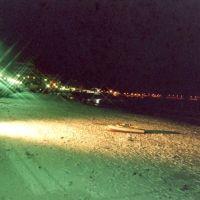 Crotone - Spiaggia innevata (18/12/2001), Кротоне