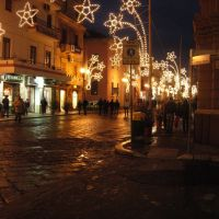 Reflections of Christmas in Crotone, KR., Кротоне
