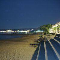 la spiaggia di notte, Кротоне