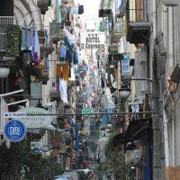 Napoli, Quartiere Spagnolo, Неаполь
