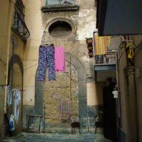 Napoli,  Vico Volpicelli, Неаполь