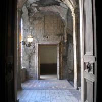 Napoli,  ballatoio di  Palazzo Carafa, Неаполь