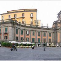 Piazza Dante_GE, Неаполь