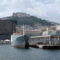 Неаполь. замок Сант-Эльмо, Неаполь
