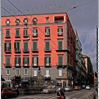 Napoli, via Monteoliveto, Неаполь