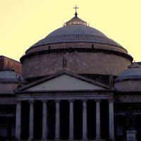 San Francesco di Paola, Неаполь