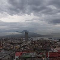 Napoli, a cloudy day in July, Неаполь