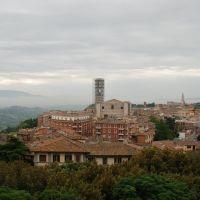 Perugia, panoráma, Перуджа