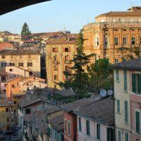 A Perugia . . ., Перуджа