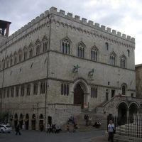 Perugia - Piazza, Перуджа