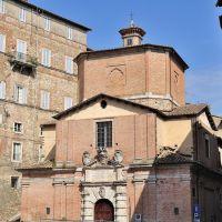 Perugia: Chiesa della Compagnia dellOrazione e della Buona Morte. (21-08-2010), Перуджа