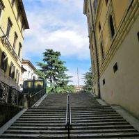 Perugia: Via Mario Grecchi. (23-08-2010), Перуджа