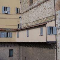 Perugia - Una galleria pensile, Перуджа