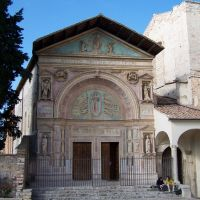 Perugia - Oratorio di San Bernardino, Перуджа