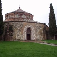 Perugia - La Chiesa paleocristuiana di S.Angelo, Перуджа
