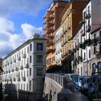Potenza - Via del Popolo e Corso XVIII Agosto 1860, Потенца