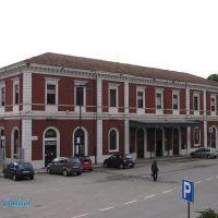 Stazione di Potenza Superiore (lato esterno) MC2009, Потенца
