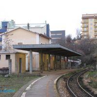 Stazione di Potenza Inferiore FAL (lato binario) MC2009, Потенца