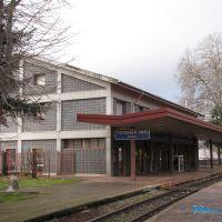 Stazione di Potenza Inferiore Scalo FAL (lato binari) MC2010, Потенца