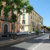 Potenza, corso Garibaldi, Потенца
