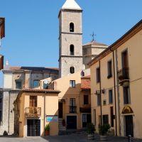 campanile di S.Gerardo (S.Gerardos belfry), Потенца