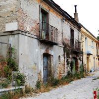 Potenza, borgo S.Rocco, Потенца
