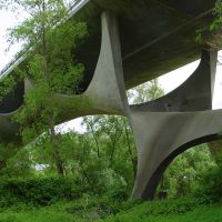 Ponte Musmeci, Потенца