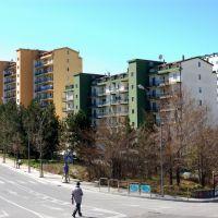 lungo via Anzio, Потенца