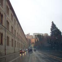 Potenza, viale Ciccotti ( omaggio ad apas ), Потенца