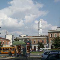 Piazzale marconi Stazione Ferroviaria, Пьяченца