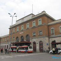 Stazione di Piacenza (lato esterno) MC2009, Пьяченца