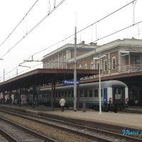 Stazione di Piacenza (lato binari) MC2009, Пьяченца