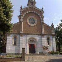 Chiesa del Corpus Domini, facciata, Пьяченца