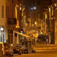 Piacenza by night: un po più di una vasca (tutto il Corso da Barriera Genova), Пьяченца