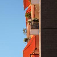 Piacenza, colori spaziali, Пьяченца