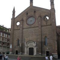 Piacenza_Iglesia San Francisco, Пьяченца